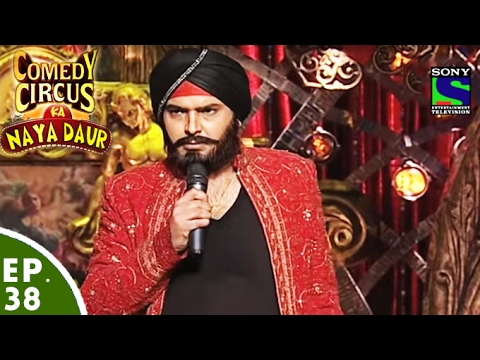 Comedy Circus Ka Naya Daur - Ep 38 - Kapil Sharma As Daler Mehndi MP3
