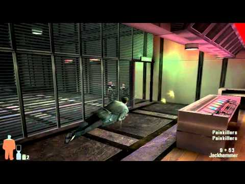 Let's Play Max Payne [44] - We meet Mona Sax again (720p)