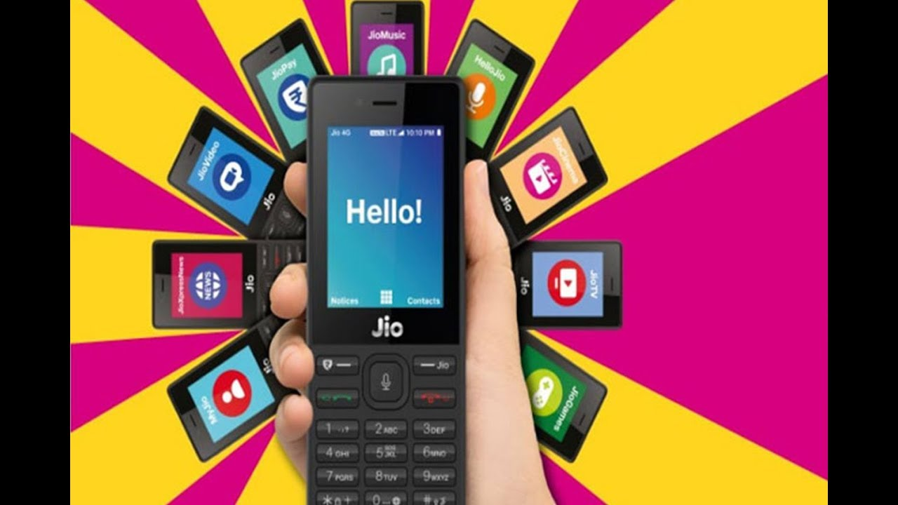 9 interesting features of Jio phone from Reliance