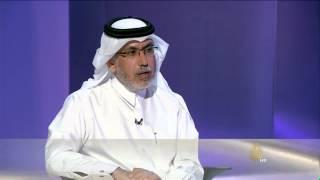 أمير قطر يبحث علاقات بلاده مع السعودية