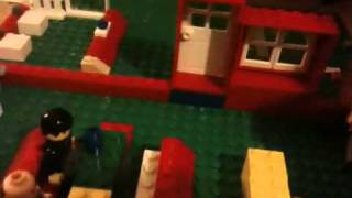 LEGO restaurant story 1/5 (with English subtitle)