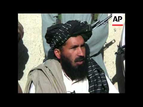 FILE: Pakistan says senior militant commander among dead in US drone attack