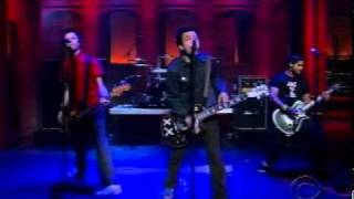 Download Sum 41 - Still Waiting (Live on Letterman)-jadeD-nV 3Gp Mp4