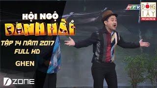 Ghen: Anh Vũ, Kiều Mai Lý I Hội Ngộ Danh Hài 2017 Tập 14 Full HD ( 11/3/2017)