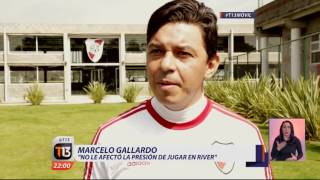 A 20 años del debut del Matador Salas en River