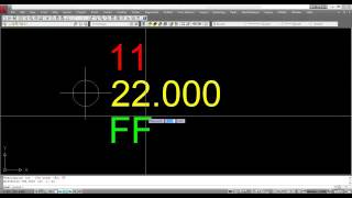 how to set unit and create point in Auto Land 3D 2009