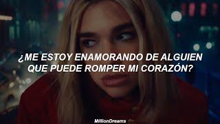 Download lagu Dua Lipa - Break My Heart (español + video)