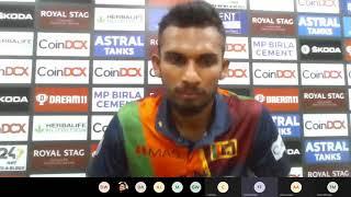 Dasun Shanaka after winning the T20I series | 3rd T20I Press Briefing | Sri Lanka vs India 2021