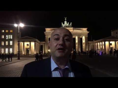 رسالة محمد عزت خطاب من برلين للشعب السوري