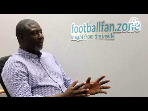 FootballFan.Zone: An Interview With 'Kick It Out' Campaigner Paul Mortimer