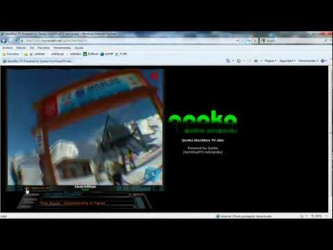 TUTORIAL Instalar radio o TV on-line en tu web