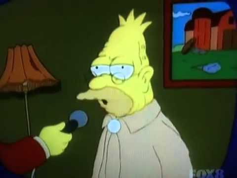 The Bart Homer Simpson  Grandpa Simpson   Communist video