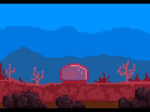 Пиксельная анимация # 2