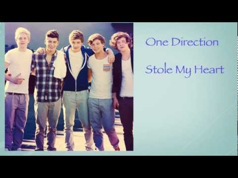 One Direction- Stole My Heart