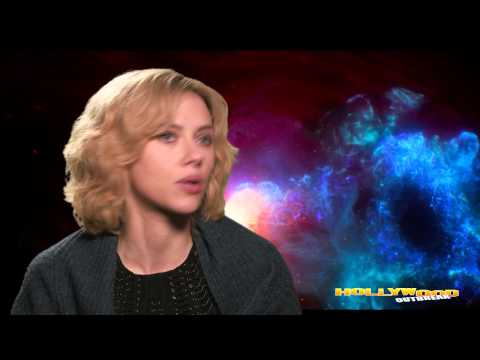 'Lucy' Has Brains, And Scarlett Johansson Wanted A Body To Match