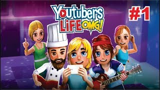 Calon Youtuber Sukses - Youtubers Life OMG Indonesia #1