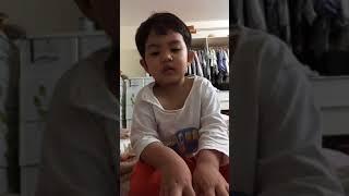 Kubi chờ mẹ vắt sữa cho Anna | Câu chuyện gia đình Khánh Thi Phan Hiển