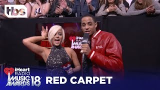 Download Lagu Bebe Rexha: The Joker's Wild at 2018 iHeartRadio Music Awards | Red Carpet Interview | TBS Gratis STAFABAND