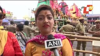 Devotees Express Love For Lord Jagannath | Rath Yatra 2019 Live From Puri