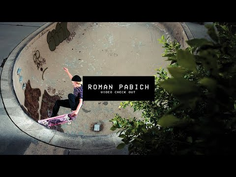 Video Check Out: Roman Pabich