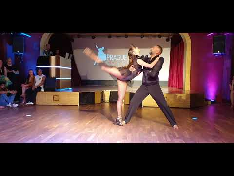 Alex and Mathilde Brazilian Zouk Performance at Prague Zouk Congress 2019