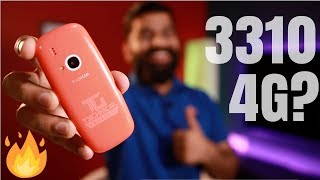 Nokia 3310 4G Launched with VoLTE - My Opinions - Jio Phone Killer?