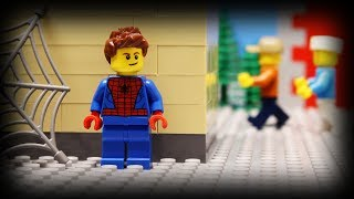 Lego Spiderman's Day Off