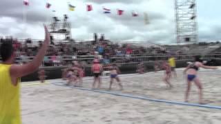 Giorno #8 - EURO 2013 Beach Handball: Italia - Russia 2-0