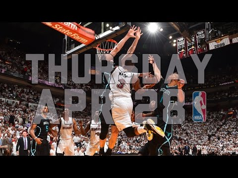 NBA Daily Show: Apr. 28 - The Starters