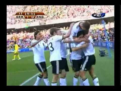 Goles de Klose en los mundiales