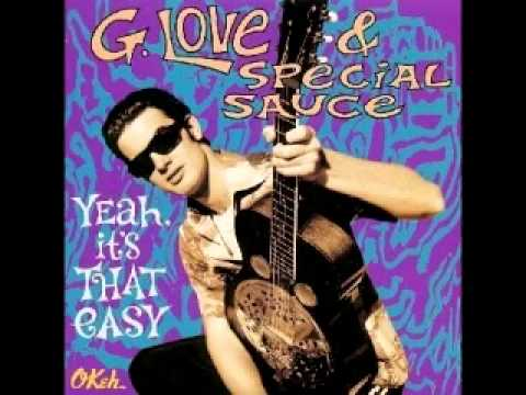 G. Love & Special Sauce - Recipe
