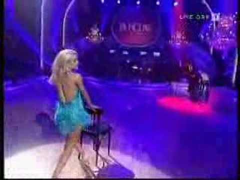 Dancing Stars: Kelly Kainz + Klaus Eberharter