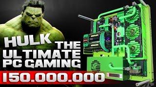 #45 PC 150 juta I7 6950X + SLI GTX TITAN X Pascal Ultimate PC Gaming