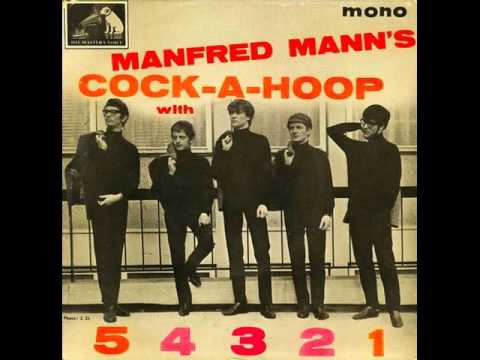 Manfred Mann - Five Four Three Two One