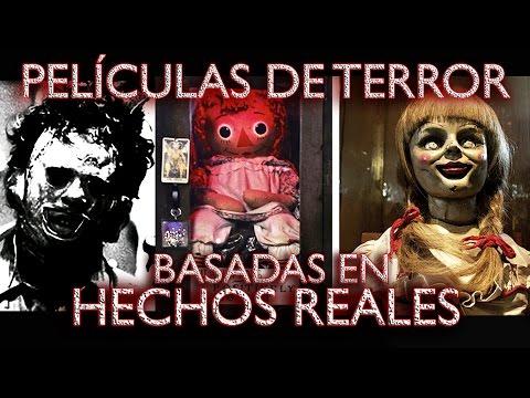 PELICULAS DE TERROR BASADAS EN HECHOS REALES | VIDEOS DE MIEDO |ENTRANDO AL CINE WOW QUÉ PASA 2015