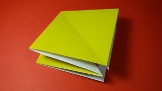 Origami - How To Fold A Preliminary Base