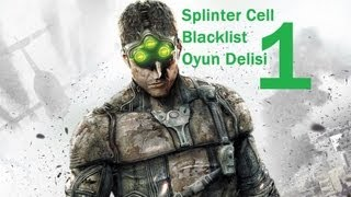 Splinter Cell Blacklist - Türkçe Walkthroug - Bölüm - 1
