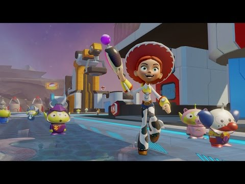 Disney Infinity - Toy Story In Space - Part 10 video