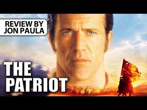 The Patriot -- Movie Review #JPMN