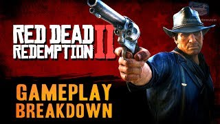 Red Dead Redemption 2 - Gameplay Video Breakdown