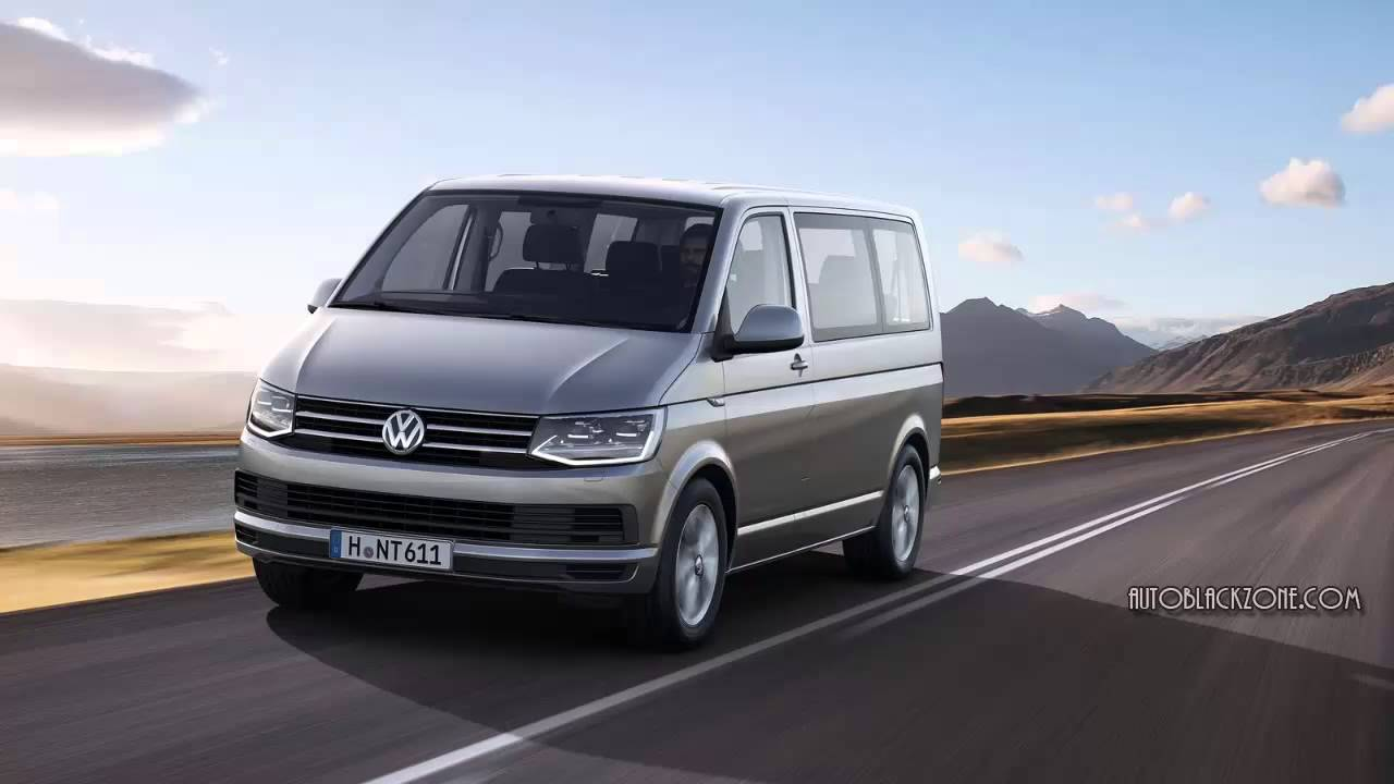 2016 Volkswagen Transporter T6 New Generation of TDI ...