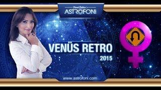 Venüs Retrosu 2015
