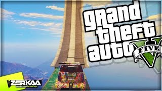 PANTO TURTLE SLIDE | GTA 5 Funny Moments | E509 (GTA 5 Xbox One)