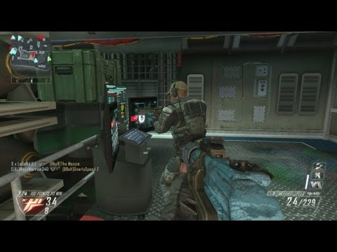 COD Black Ops 2 - Headshot Cheese