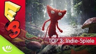 Top 3: Die besten Indie-Spiele der E3 2015