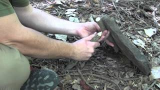 Primitive Survival Traps- Worlds Easiest Deadfall
