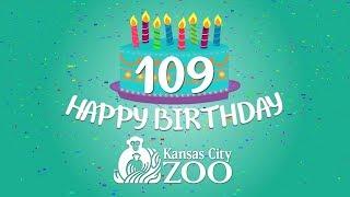 Happy 109th Birthday KC Zoo!