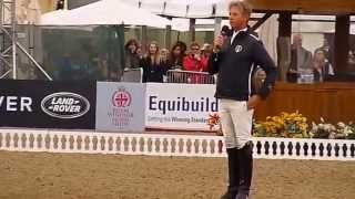 Dressage Masterclass with Carl Hester