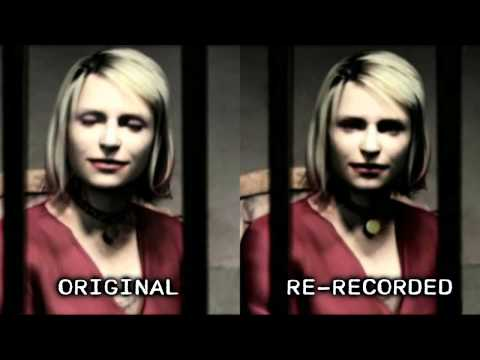 Silent Hill HD Collection Voice-Acting Comparison