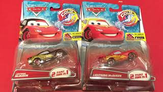 Lightning Mcqueen diecast Unboxing Disney Cars 3 Transforming next generation piston cup r